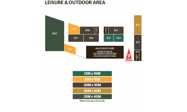 Leisure & Outdoor Map