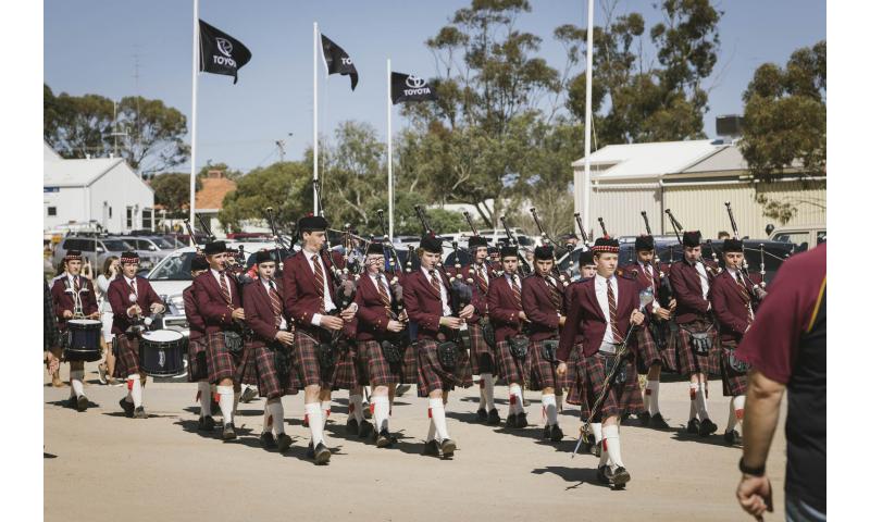 2021-scotch-college-pipe-band