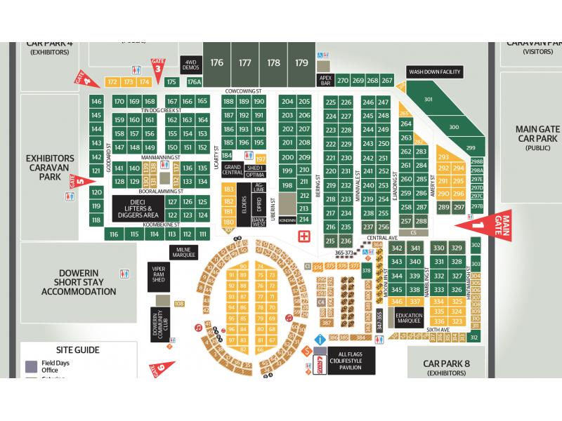 dowerin-prospectus-2021-main-site-map-1